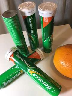 Berocca Performance 15 Effervescent  tablets