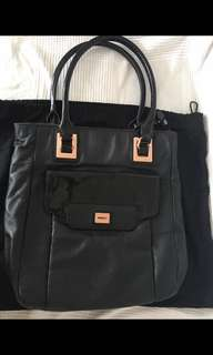 Mimco Limited Edition Black Tote