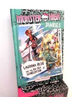 Monster High: Lagoona Blue & The Big Sea Scarecation
