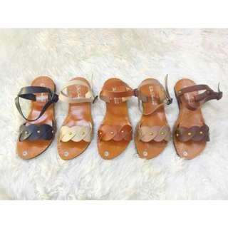 Marikina Flat Twist Sandal