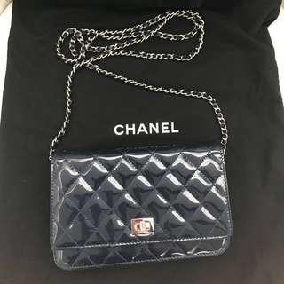Chanel Chain Wallet WOC Bag