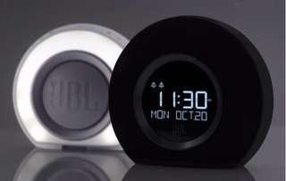 JBL Horizon Bluetooth Alarm Clock Radio