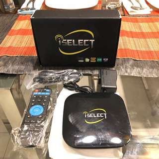 iSelect KODI media player