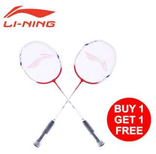 Li-Ning Badminton Racket Buy 1 Get 1