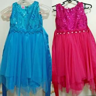 IHA - gown for girls