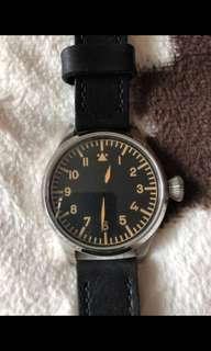 Pilot watch 飛機師 飛機師錶 Mark I