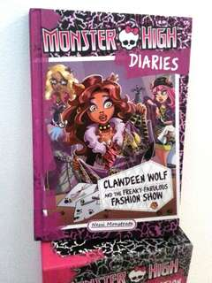 Monster High: Clawdeen Wolf & The Freaky fabulous Fashion Show