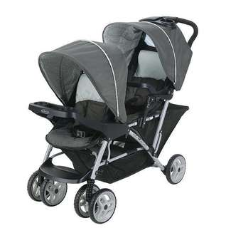 ⭐️Graco DuoGlider Twin / Double Stroller