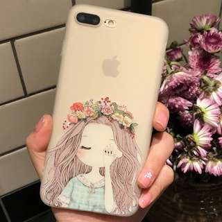 My Princess iphone 6 6s 7 8 x plus soft case