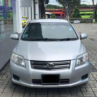 Toyota AXIO (GRAB FAST)
