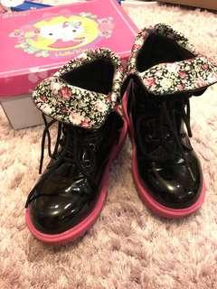 Hello Kitty Girls Boots