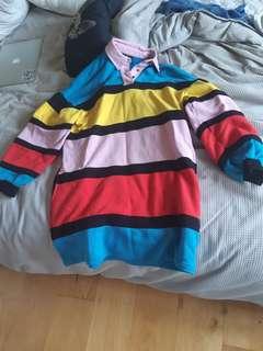lazy oaf - oversized sweater dress