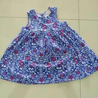 18-24months Poney dress