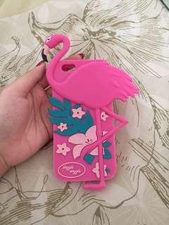 Casing flamingo iphone 6/6s