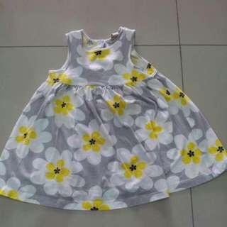 12-18months Poney dress