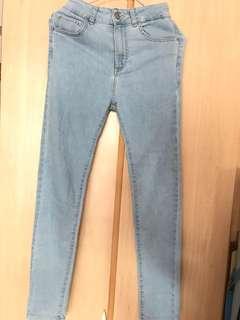 Pull&Bear high waist pants