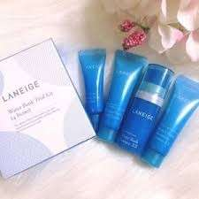Laneige Water Bank Trial Kit (EXP 2020)