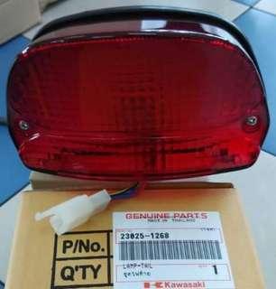 ★KRR150/ZX150/RR150 💯Original Taillight Assy