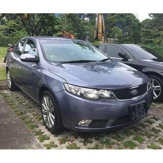 Car Rental Or Lease