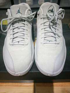 For Sale Air Jordan 12 Retro Low Wolf Grey Size 9.5 US