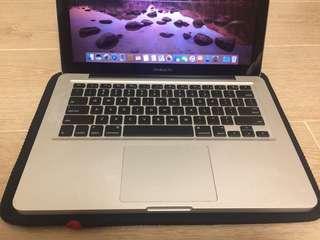 Mac BooK Pro(13-inch,Mid 2010)-4GB一500GB