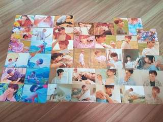 Kihno Kit Photocards