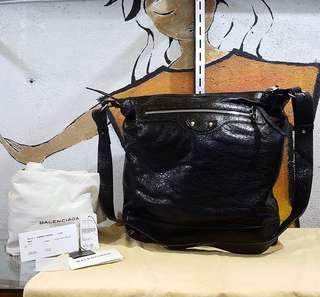 Authentic Balenciaga Messenger Day Bag