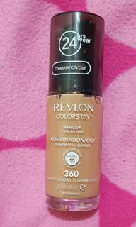 Revlon Colorstay in 360 Golden Caramel