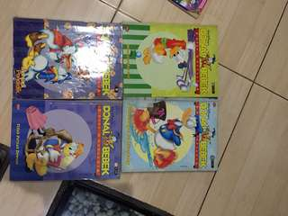Komik Donal Bebek edisi nostalgia