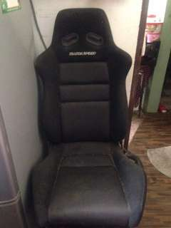 Single Seat Driver MAZDASPEED