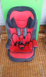 Mothercare booster carseat