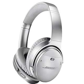 Bose QC35 II (Silver) Factory Refurbished