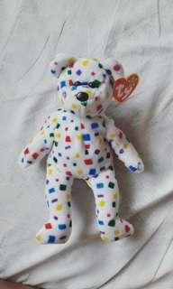 TY Beanie Bear Ty 2k