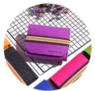 Essential Oil 10ml rollers pouch
