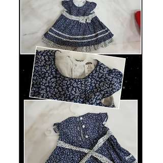 Dress for Baby Girl 3months - 6months free postage for WM
