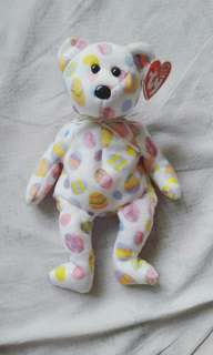 TY Beanie Bear Eggs 2004