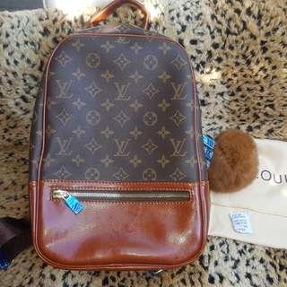 Louis Vuitton Tan backpack