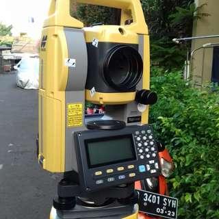 Spesifikasi| Total Station Topcon GM-105 (Tlp.0813 8067 3290)