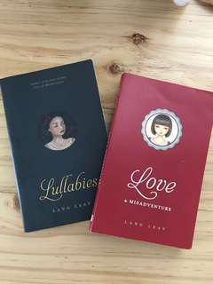 Lang Leav Lullabies, Love & Misadventure