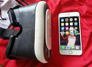 iphone 6 plus 16gb gold original