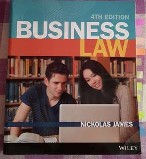 COMMERCIAL LAW (LAW2446) 4th EDITION