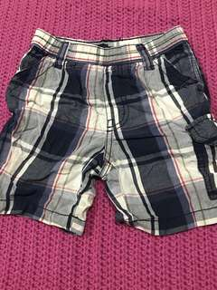 Cherokee checkered shorts