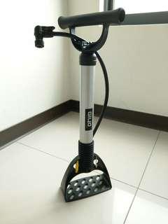 GIY0 輕量 鋁合金 打氣筒 充氣筒 近全新 腳踏車 氣球 充氣水池