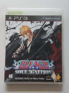 Ps3 Bleach Soul Ignition