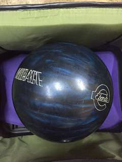 Ebonite Mirage Bowling Ball-12lbs