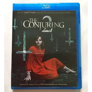 The Conjuring 2 Blu Ray