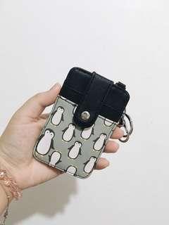 Card Holder Wallet with Key holder