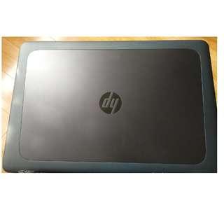 """(二手)HP Zbook 15 G4 15.6"""" i7-7500U 8G/16G 256G SSD+1000G 獨顯 移動工作站 95%NEW"""