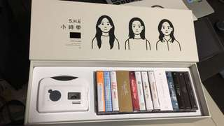 S.H.E in Style - 16th Anniversary Limited Edition Cassettes