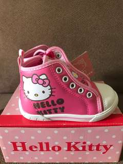 NIB Hello Kitty Girl Shoes